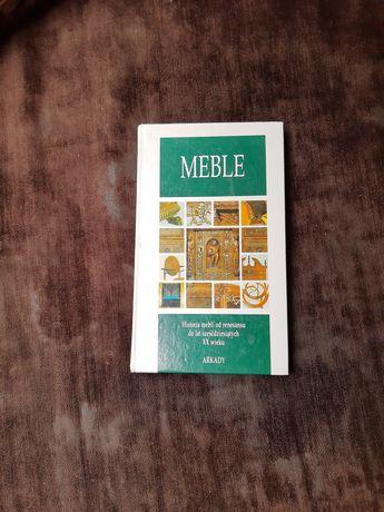 Książka meble arkady