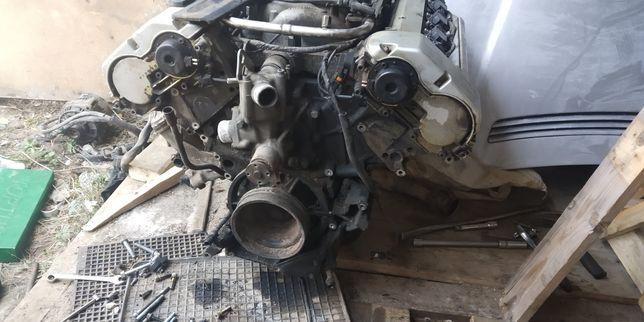 Моторы Мерседес w140 4.2, 5.0, 6.0