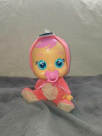 Lalka interaktywna płacząca Cry Babies flaming