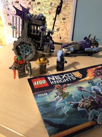 Lego Nexo Knights 70349