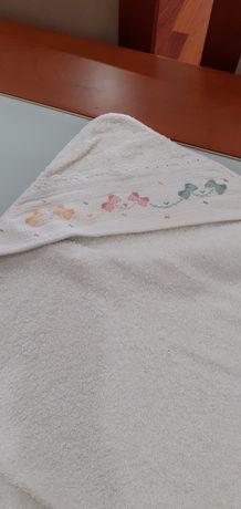 Toalha de banho para Bebé