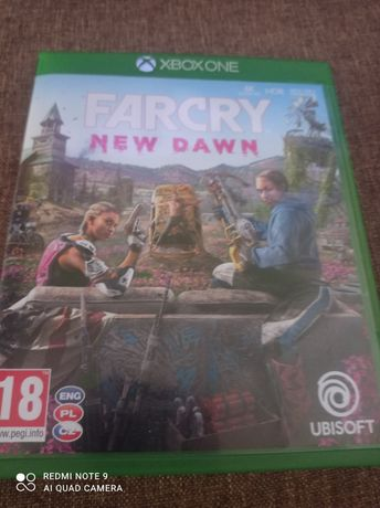 Far Cry New Dawn na konsolę Xbox one Pl