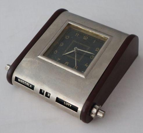 Zegar gabinetowy - Art deco