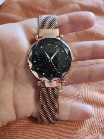 Новые часы звёздное небо, женские часы, часики