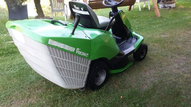 traktorek kosiarka viking 2013rok
