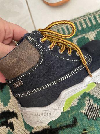 Ботинки осень-зима 25 размер lurchi