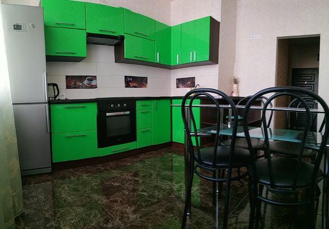 1-комнатная квартира с ремонтом на Марсельской