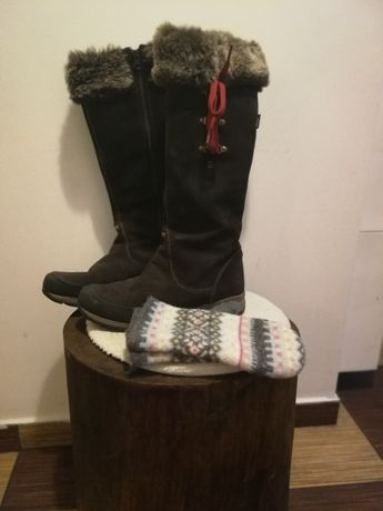 Decathlon buty zimowe, damskie 40