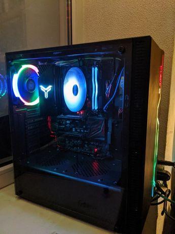 Игровой ПК I5 6500 gtx1080
