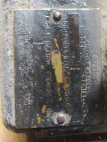 Antigo Motor/compressor Frio Carrier
