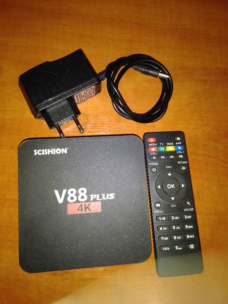 Продам TV Box V88Plus 4K