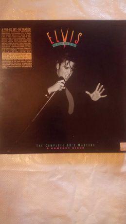 Король рок-н-ролла:Елвис Пресли бокс сет 5 дисков