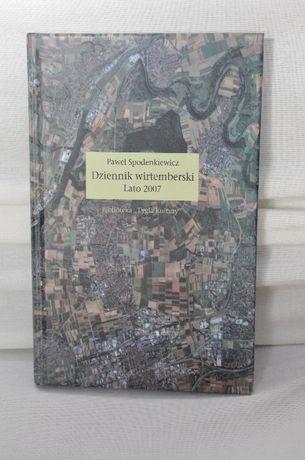 """""""Dziennik wirtemberski. Lato 2007"""""""