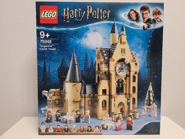 NOWE LEGO Harry Potter 75948 - Wieża zegarowa na Hogwarcie™