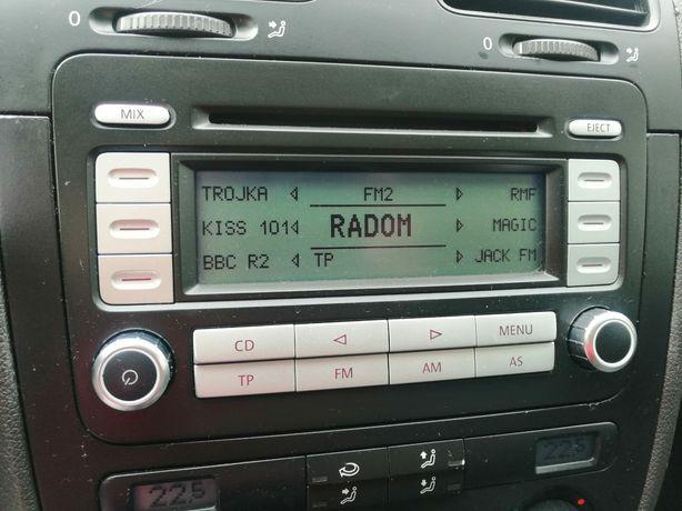 Radio cd VW GOLF V