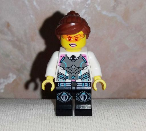 Минифигурка Lego Ultra agents Лего агенты Кайла Феникс 2015 г. раритет