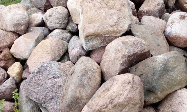 Kamienie polne, kamień polny - różne rozmiary - ok. 1 m3
