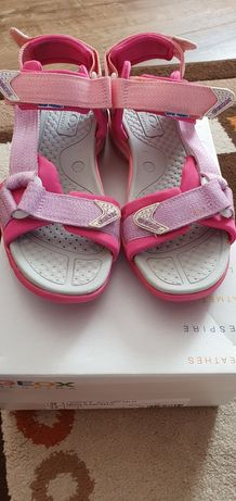 Sandały dziewczęce Geox
