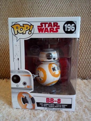 Disney BB 8 Funko Pop серия Звёздные Войны оригинал Star Wars