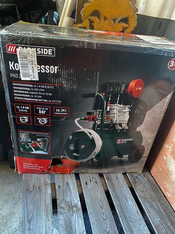 Kompressor Parkside pko24 a1