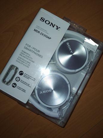 Słuchawki Sony nauszne