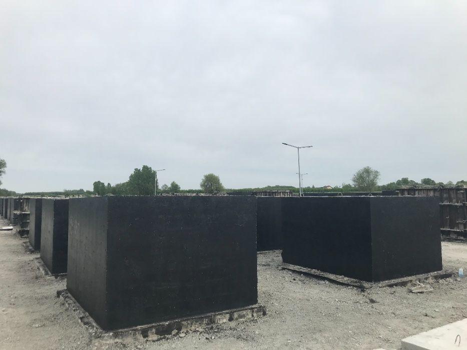 Szamba, szambo betonowe, Krasnystaw Zamość Chełm PRODUCENT Krasnystaw - image 1