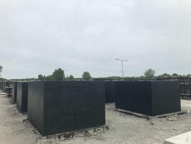 Szamba, szambo betonowe, Krasnystaw Zamość Chełm PRODUCENT