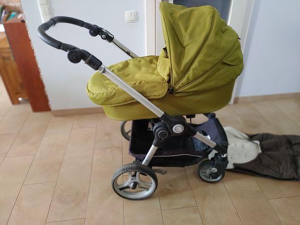 Wózek Teutonia komplet