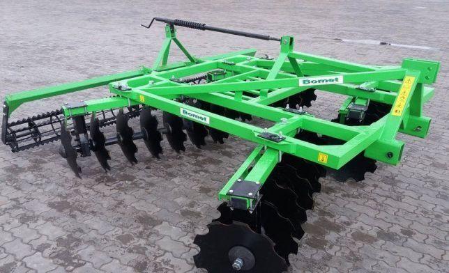 Дискові борони трактор МТЗ,ЮМЗ,міні-трактор,Польша,захват 1.3м-3.15м.