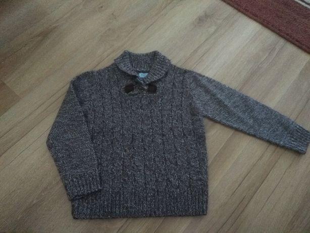 Sweter dla chłopca!