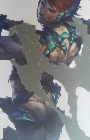 Kingdom Death Monster - Pinup Dung Beetle Dancer