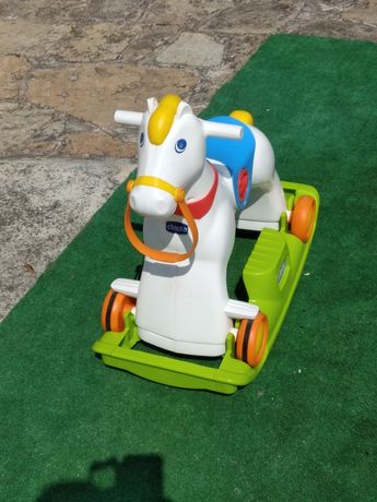 Cavalo Chicco Rodeo