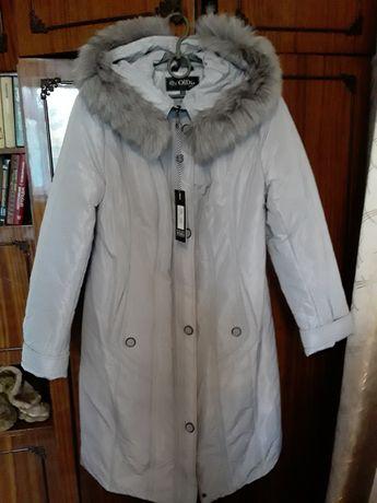 Пальто на синтепоне 50 размер