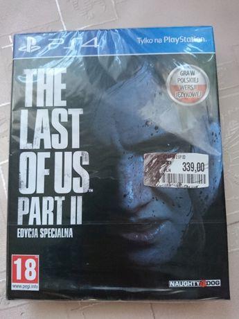 The Last Of Us 2 Edycja Specjalna(Folia) Zamiana