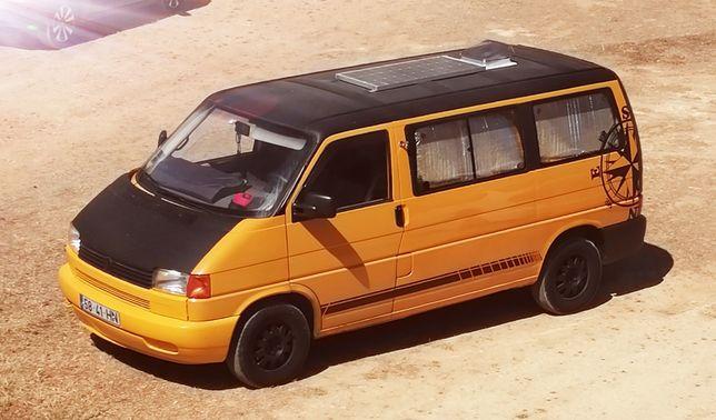 Campervan transporter t4 1900cc