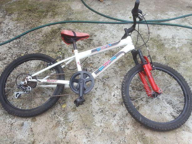Bicicleta  para  passeio ou BTT roda 20