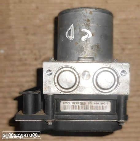 ABS Mercedes A w169 (2006) 0265950322 0265234043