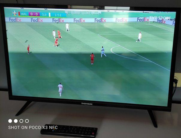 """Telewizor LED Thomson 32HD3301 TV 32"""" 1366x768 DVB-T klasa A+ 2xhdmi"""