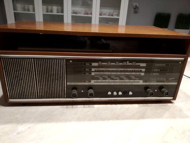 Radio - gramofon stare Harfa Unitra Diora