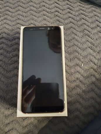 SAMSUNG A8 2018r. 32g idealny