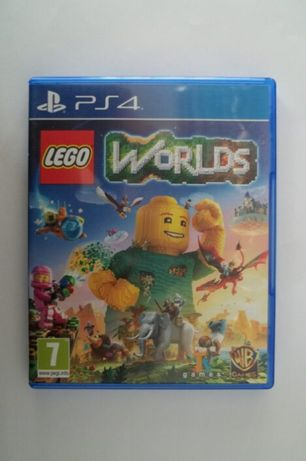 Ps 4 Lego Worlds Centrum Gier Grodzka 4