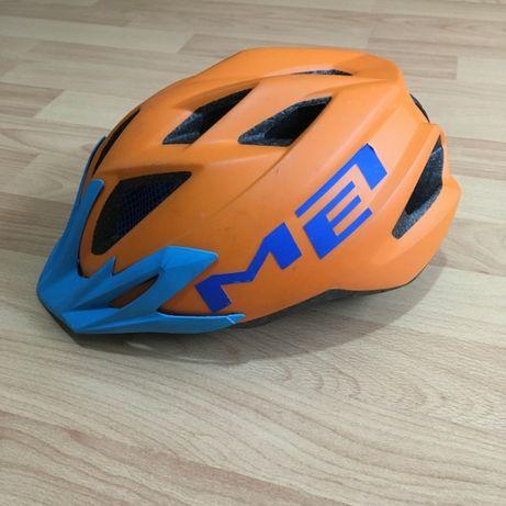 велосипедний шолом Met велошлем