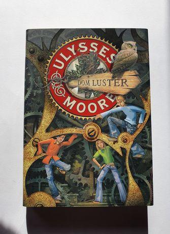 Książka Ulysses Moore część 3 dom luster