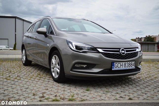 Opel Astra Sprzedam Opel Astra k 1.6 CDTI