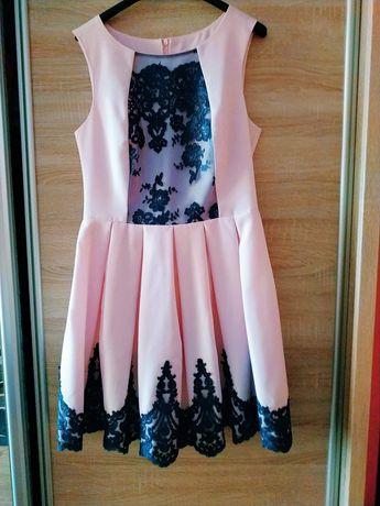 Sukienka na uroczystość