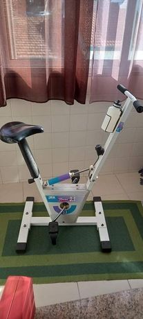 Bicicleta e Pesos
