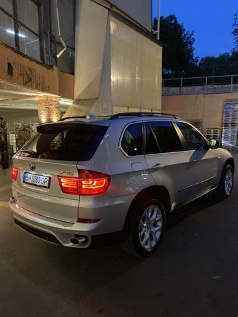 BMW X5 35i без пробега по Украине