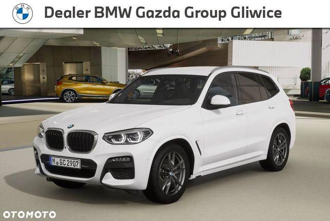 BMW X3 Wolna produkcja szybki odbiór wrzesień w BMW Gazda Gliwice