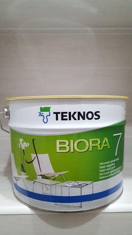 Фарби фірми Teknos ( Європа )