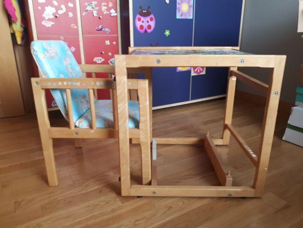 Krzeselko do karmienia wielofunkcyjne stok